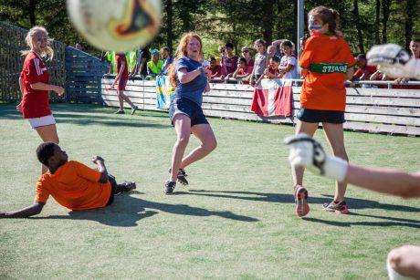 Fotbollsturnering UWC RCN