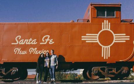 UWC USA Santa Fe Bild: Anneli Xie